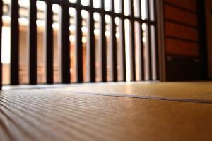 写真「実家の畳の部屋」