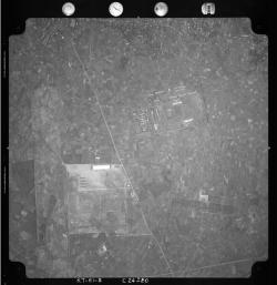 土地の航空写真2